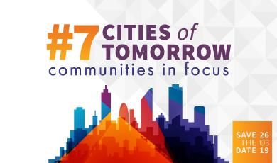 Image result for cities of tomorrow 2019